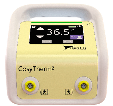 Unidad de control para calentamiento de Neonatos