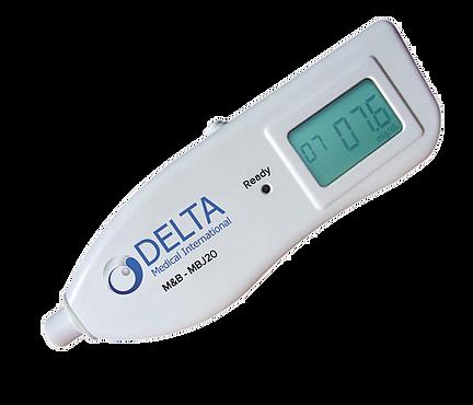 Bilirrubinómetro delta transcutáneo